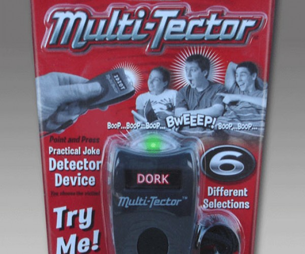 Multi-Tector Singles Out All the Good Ones