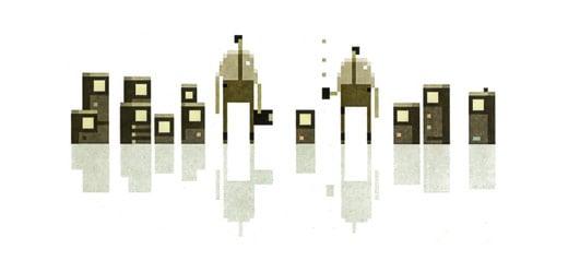 Superbrothers pixel art geeks