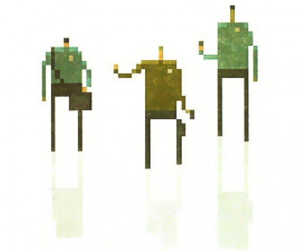 Superbrothers Pixel Art: Super Retro Goodness