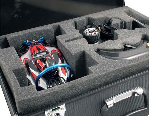VTS Remote Car Carrying Case