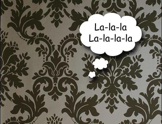 Wallpaper Talking