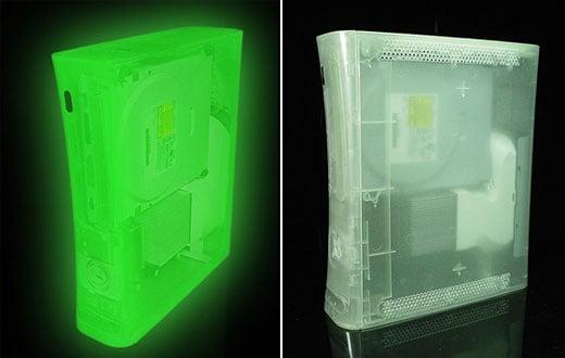 XCM Xbox 360 Pearl Glow Case