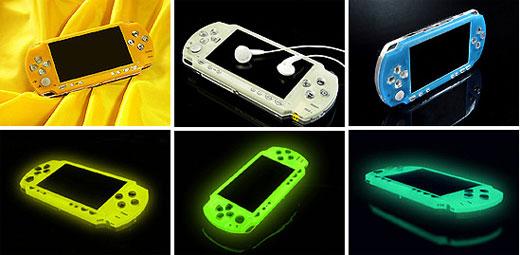 XCM Glow PSP Colors