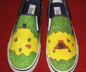 Legend of Zelda Shoes for All You Link Wannabes