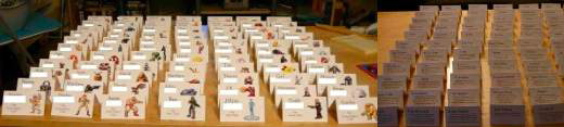 Avatar Place Cards