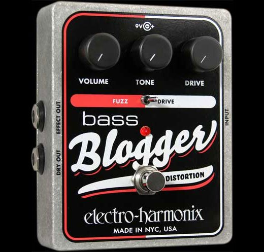 Bass Blogger Guitar Effect Pedal