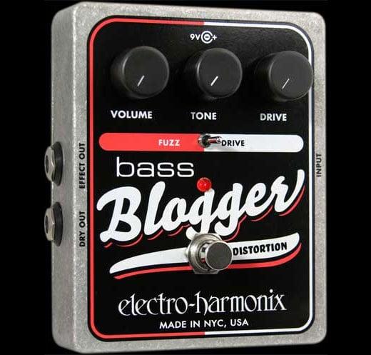 Bass Blogger Guitar Effect Pedal