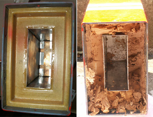 Black Box Casemod Fiberglass and Asbestos