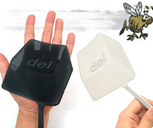 Delete Key Flyswatter Kills Bugs Dead