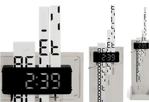 Digimech Clock by Duncan Shotton