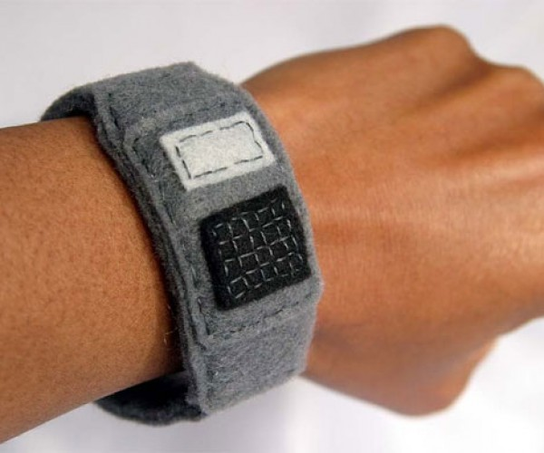 Fake Felt Calculator Watches Just Don'T Add Up