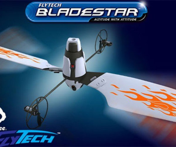 Wowwee Flytech Bladestar R/C Copter Hits the Skies