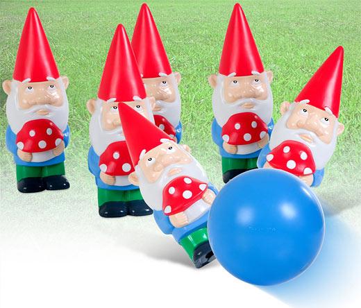 Gnome Bowling