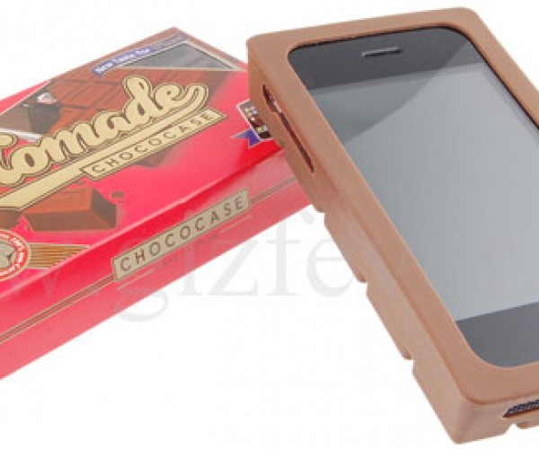 Chocolatize Your iPhone With the Homade Chococase