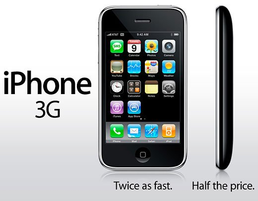 Iphone 3gs release date