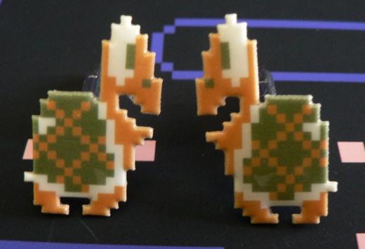 Koopa Cufflinks
