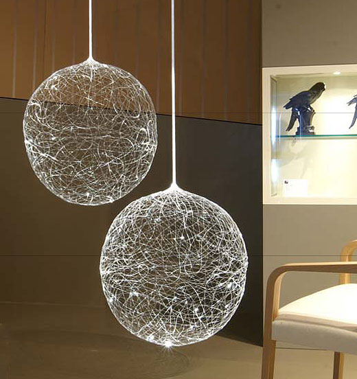 Laluna Fiber Optic Lamp