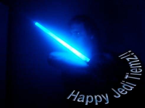 Happy Jedi Tiemz