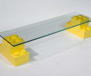 Lunablocks Are Giant Legos That Make Furniture