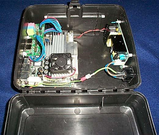 Lunchbox Firewall Inside