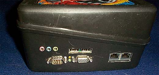 lunchbox firewall ports