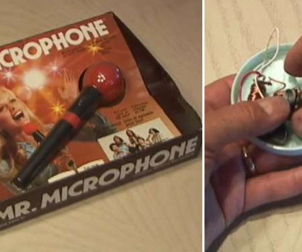 Mr. Microphone Spy Hack: be Back to Stalk You Later