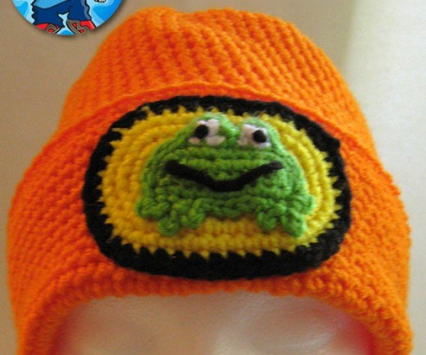Ya Gotta Believe in This Parappa Chapeau