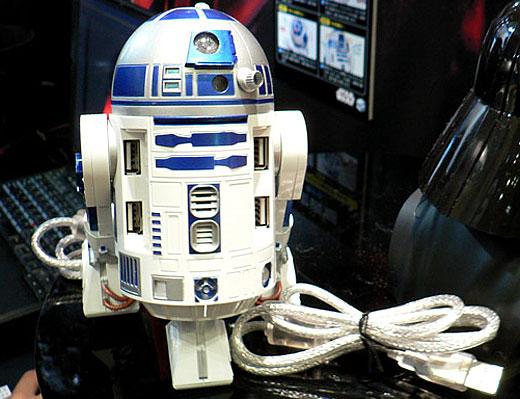 R2-D2 USB Hub