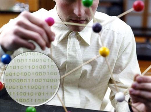 Rhombus Binary Shirt