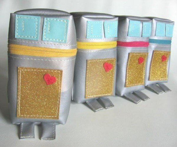 The Robots have Arrived! in Pouch Form!