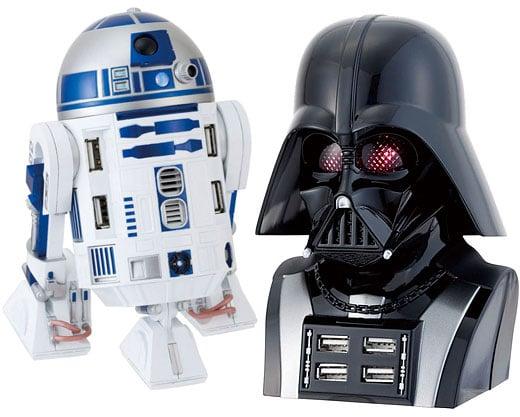 Star Wars USB Hubs
