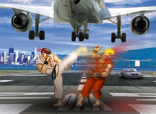 street fighter retronoob