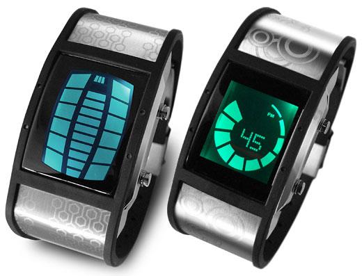 TokyoFlash Nekura LED/LCD Watches