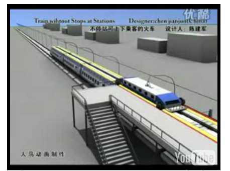 Singapore Concept Train