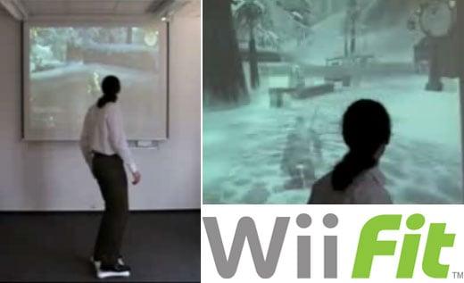 Wii Fit Balance Board Warcraft