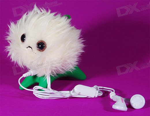 Worst MP3 Player Ever Dog Doll