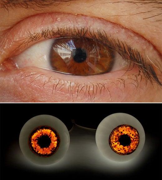 5.5 Designers Clone Eyeball Lamps