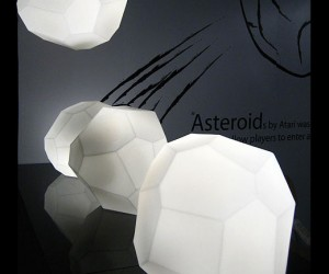 Asteroid Lamp Hits Living Rooms: Activate Hyperspace!