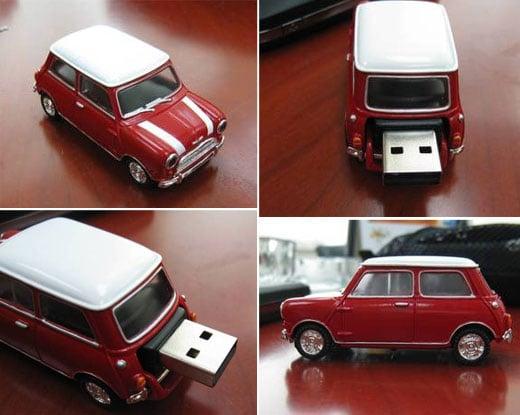 Austin Mini USB Drive