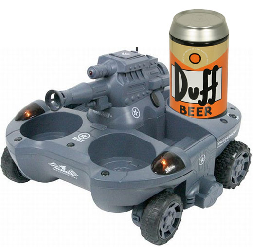 Remote Control Beer Tank