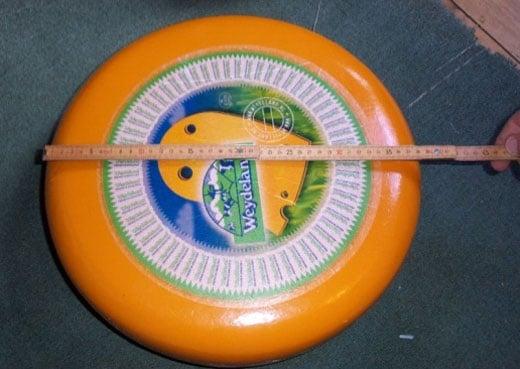 Wheel of Cheese PC Casemod