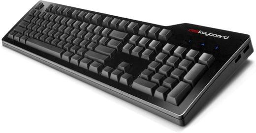 das keyboard black 2