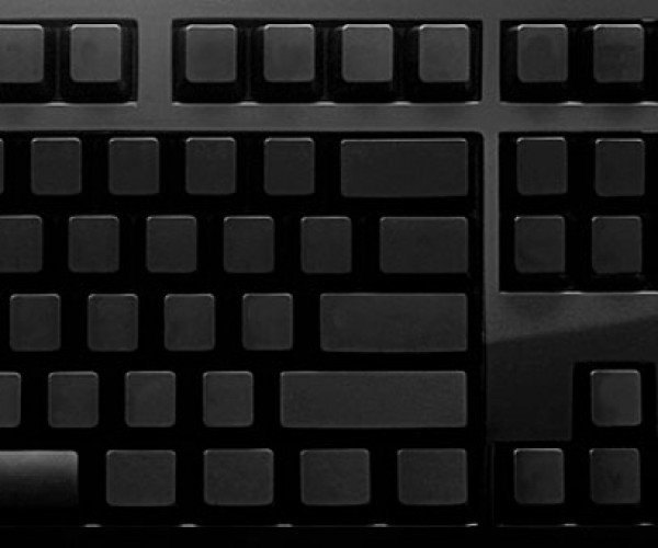 Das Keyboard: No Letters = Faster Typing