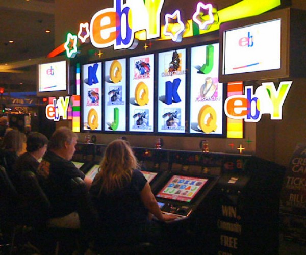 Ebay Slot Machines Surprisingly Don'T Accept Paypal