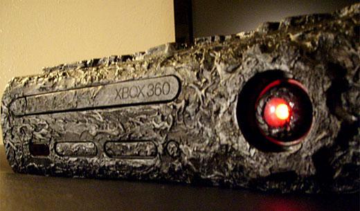 Gears Of War Xbox 360 Casemod Kicks Ass Technabob
