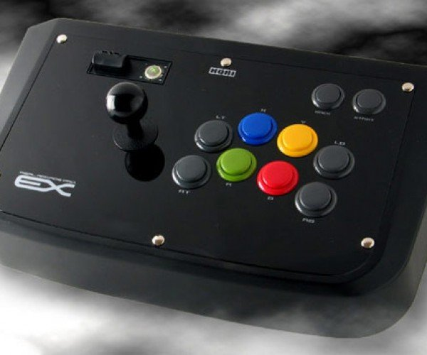 Hori Real Arcade Pro Ex: Serious Control for Xbox 360