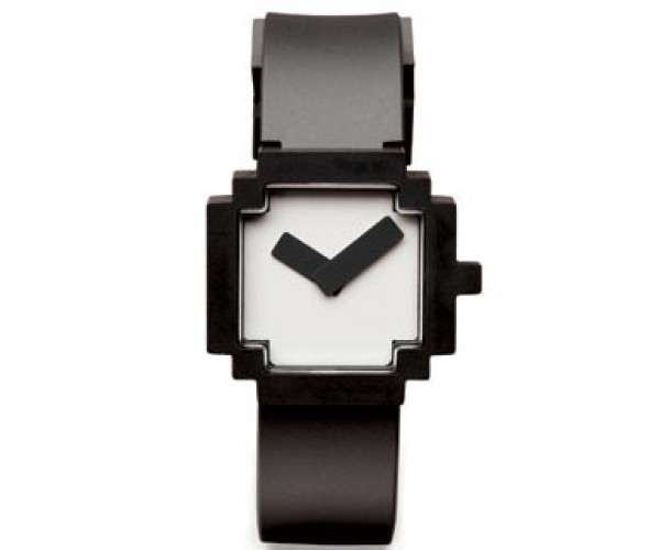 Icon Watch Puts 8 Bits of Chic on Your Wrist