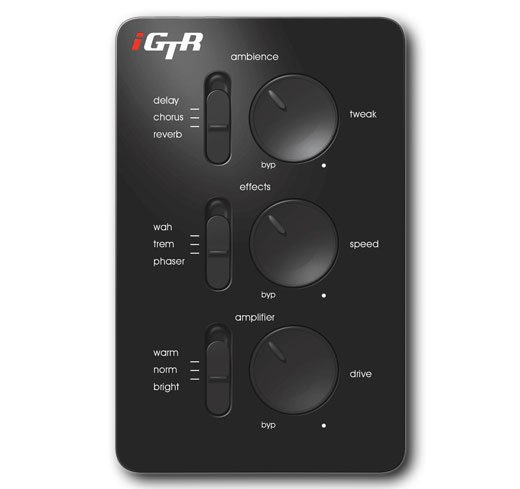 iGTR Portable Guitar Amp / Processor