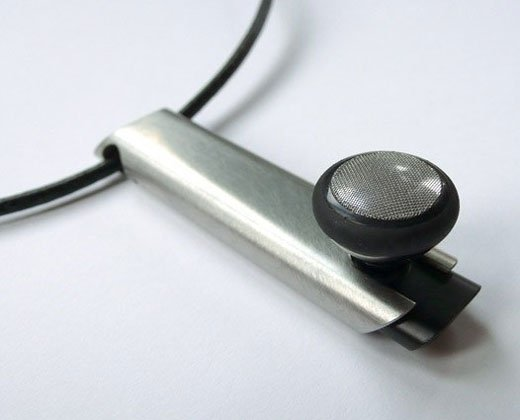iphone bluetooth headset cover by andi monn