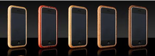 iWood Cases Colors